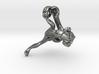 3D-Monkeys 285 3d printed