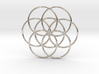 Flower of Life - Hollow 3d printed