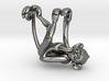 3D-Monkeys 322 3d printed