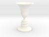 Face vase tea light holder 3d printed