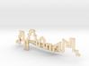 Originale Tipe Clip Skyline 3d printed