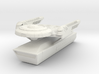 Oberth Class MedScout 3d printed