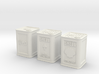 1-6 British Flimsies Can Set1 3d printed