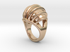 Ring New Way 16 - Italian Size 16 3d printed