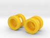 Mini-Z Moto Racer Ball Bearing Sleeves 3d printed