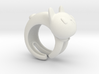 CatRing size 5 3d printed