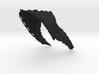 Janina Alleyne - Scorpion Shoe (Top) 3d printed