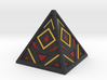 Sith Holocron 3 (full color) 3d printed