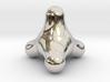 Pear-caltrop 3d printed