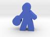 Game Piece, GridNet Soldier App, standing 3d printed
