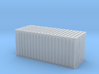 20 Zoll Container 3d printed