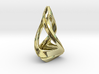 Trianon T.1, Pendant. Stylized Shape 3d printed