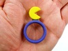 "Pac-Man ""Pac-Man"" Ring 3d printed"
