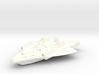 Cusaltreen Alien Fighter 3d printed