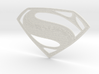 New Superman Dawn of Justice Chest Emblem 1st part 3d printed