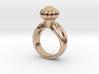 Ring Beautiful 17 - Italian Size 17 3d printed