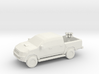 10mm (1/144) 2007 Toyota Hilux (Grad Launcher) 3d printed