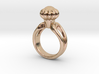 Ring Beautiful 26 - Italian Size 26 3d printed