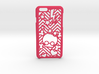 BowSkull iPhone 6 6s case 3d printed