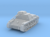 PV107B Sdkfz 265 Light Command Vehicle (1/87) 3d printed