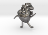 Heart, the awkard yeti 3d printed