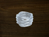 Turk's Head Knot Ring 6 Part X 3 Bight - Size 7 3d printed