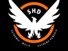 The Division: SHD Clothing Stamp 3d printed
