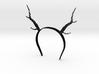Antlers 3d printed