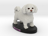 Custom Dog Figurine - Gracie 3d printed
