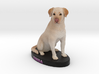 Custom Dog Figurine - Bimba 3d printed