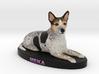 Custom Dog Figurine - Meka 3d printed