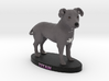 Custom Dog Figurine - Titan 3d printed