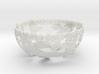 Decorative Koi Bowl 3d printed