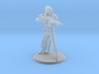 Gunslinger Miniature 3d printed