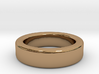 Ring Size 8 (filleted) 3d printed