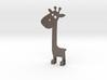 Wall clothes hanger - Giraf 3d printed