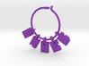 SNARF - Wine Charm 3d printed