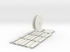 Floorboards&wheel 3d printed