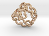 Jagged Ring 24 - Italian Size 24 3d printed