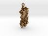 Becia the Nudibranch Pendant 3d printed