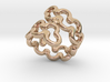 Jagged Ring 28 - Italian Size 28 3d printed