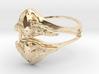 Samons ring (size = USA 5.5)  3d printed