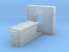 CT Scanner 01. HO Scale (1:87) 3d printed