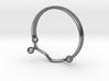 GABA ring Size 6  3d printed