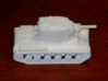 1/100 KV-2 Turret, 152 mm Howitzer 3d printed Completed KV-2