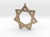 Heptagram Symbol Pendant 3d printed