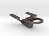 Star Trek USS Enterprise Bottle Opener Keychain 3d printed