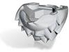Desktop Army B101 Silphy Back Hair 3d printed