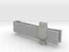 Tie Clip Glencairn Whiskyglass 3d printed