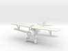 GWA03A Nieuport 17 RFC (1/144) 3d printed